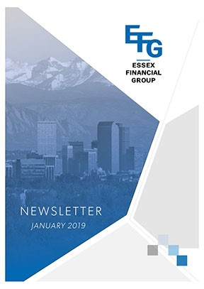 Essex Financial Group Newsletter - January 2019 Featured Image